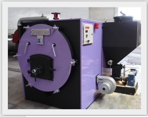 Автоматический водогрейный котел
