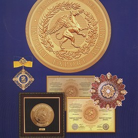 Золото среди импортеров 2016